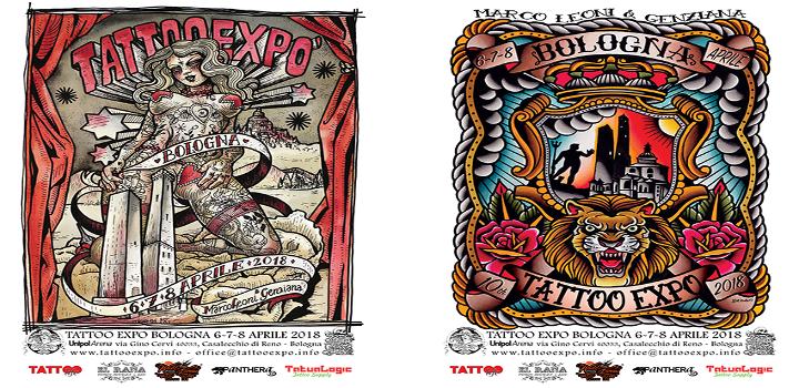 Tattoo Expo Bologna 2018 Eventi, serate..robe