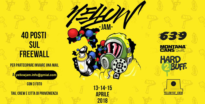 YellowJam2018