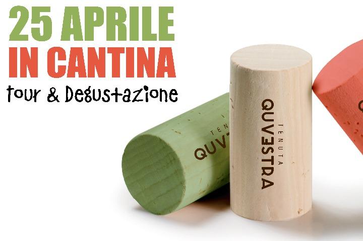 25 Aprile in Cantina