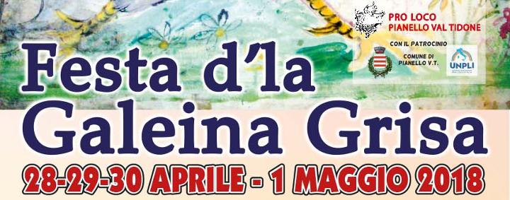 Festa d'la Galeina Grisa e Fiera di Primavera