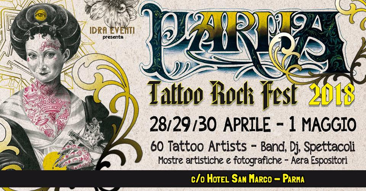 Parma Tattoo Rock Fest 2018