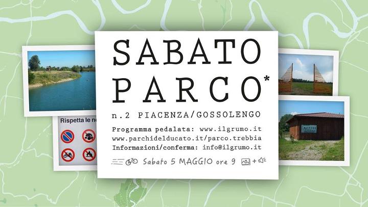 Sabato Parco 2018 Eventi, serate..robe