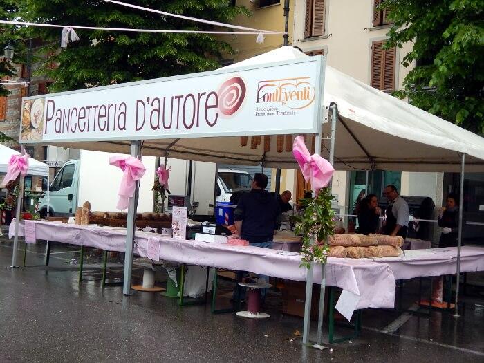 stand ponteventi Pancetta a go go..a Ponte dell'Olio