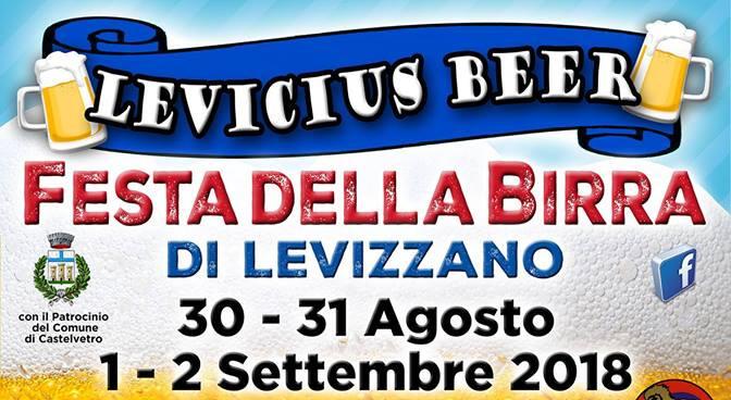 Levicius Beer 20181 Eventi, serate..robe