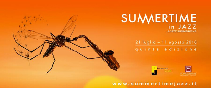 Summertime in Jazz 20181 Eventi, serate..robe