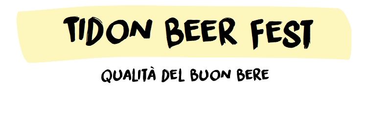 Tidon Beer Fest, qualità del buon bere
