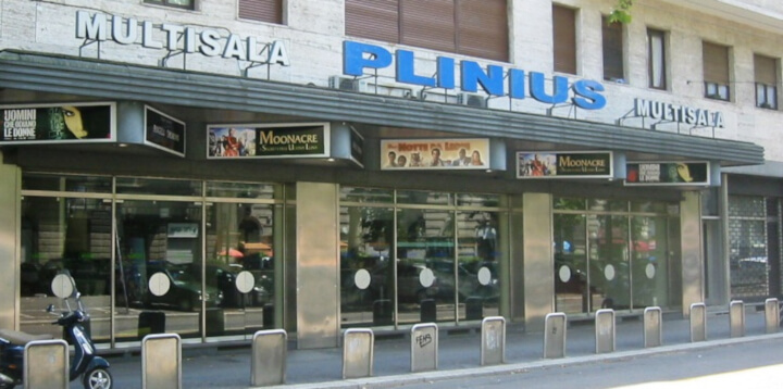 Cinema Plinius Multisala Milano