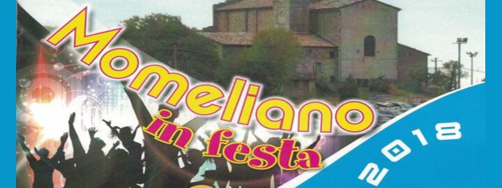 Momeliano in Festa 2018