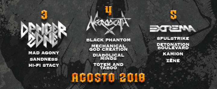 Padova Metal Fest 2018