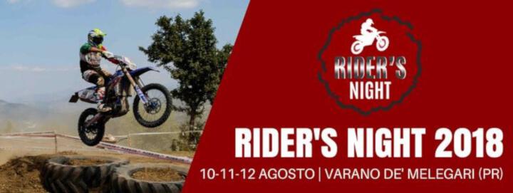 Rider's Night 2018