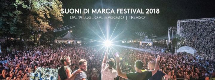 Suoni di Marca Festival 2018