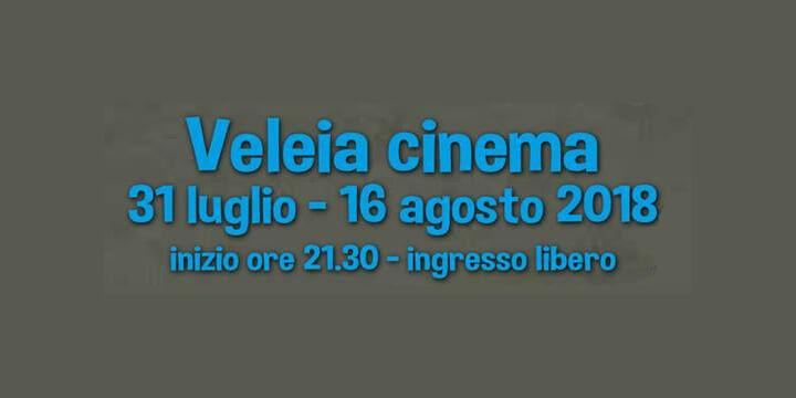 Veleia Cinema 2018