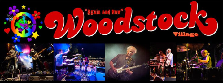 Woodstock Village Again and Now1 Eventi, serate..robe