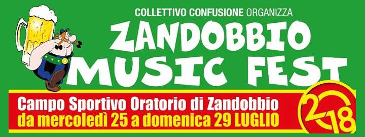 Zandobbio MusicFest 20181 Eventi, serate..robe