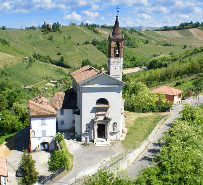 parrocchia corvino san quirico
