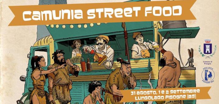 Camunia Street Food Festival1 Eventi, serate..robe