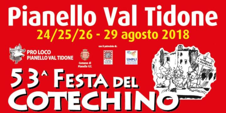Festa del Cotechino e Grande Fiera d'Agosto