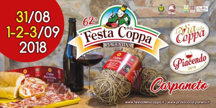Festa della Coppa Piacentina DOP Eventi, serate..robe