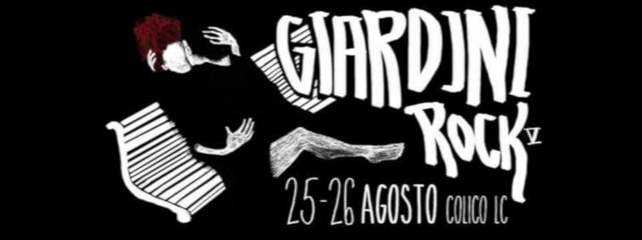 Giardini Rock 201811 Eventi, serate..robe