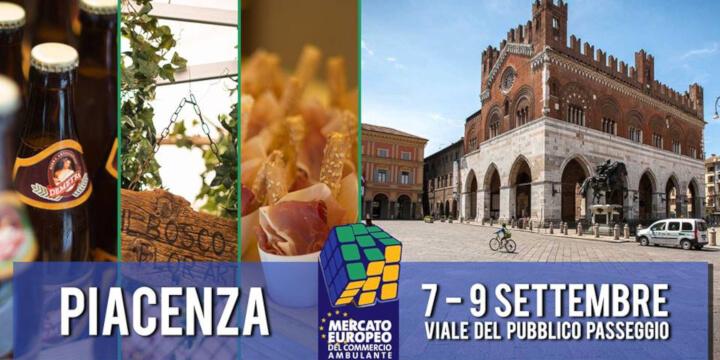 Mercato Europeo - Piacenza