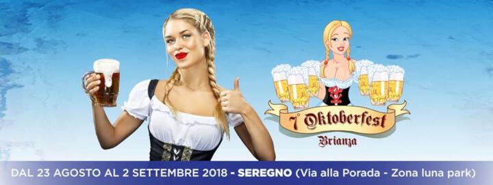Oktoberfest Brianza 20181 Eventi, serate..robe