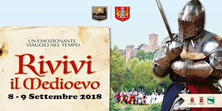 Rivivi il Medioevo 2018