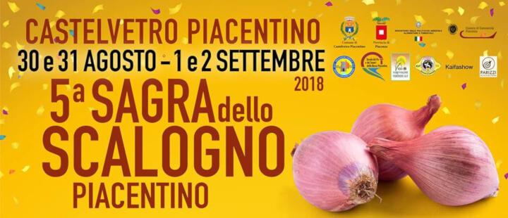 Sagra Dello Scalogno Piacentino 20181 Eventi, serate..robe