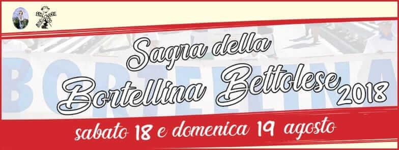 Sagra della Bortellina Bettolese 2018