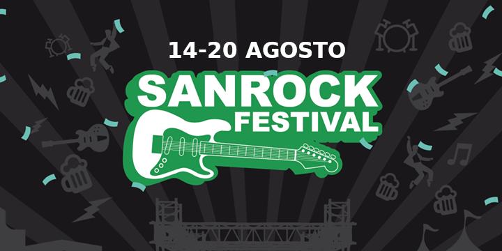 SanRock Festival 2018 Evento1 Eventi, serate..robe