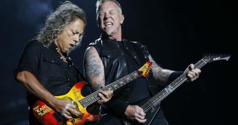 Metallica di nuovo in Italia!!
