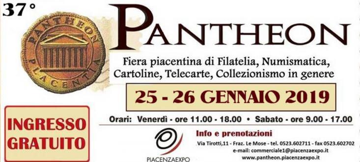 Pantheon 2019