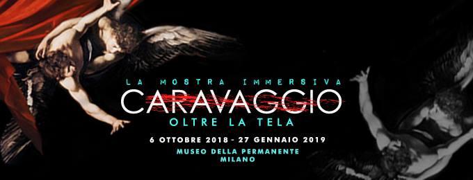 Caravaggio Oltre la Tela Eventi, serate..robe