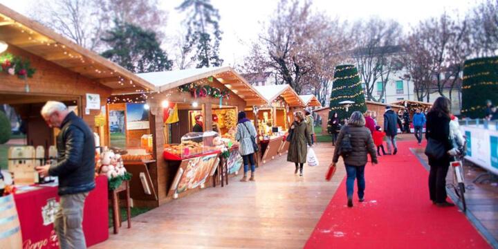 Mercatini di Natale a Mantova 2018