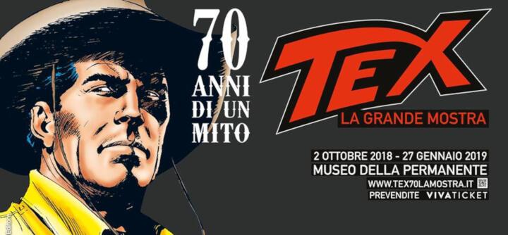 Tex. 70 anni di un Mito1 Eventi, serate..robe