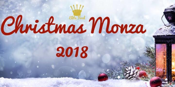 Christmas Village Monza 2018 Eventi, serate..robe