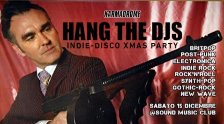Karmadrome: Indie-Disco Xmas Party