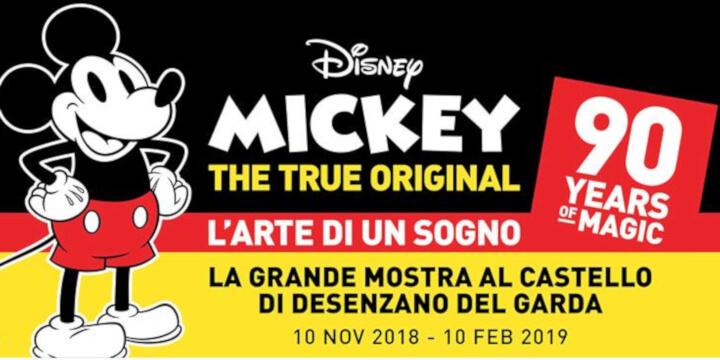 Mickey 90 - L'Arte di un Sogno
