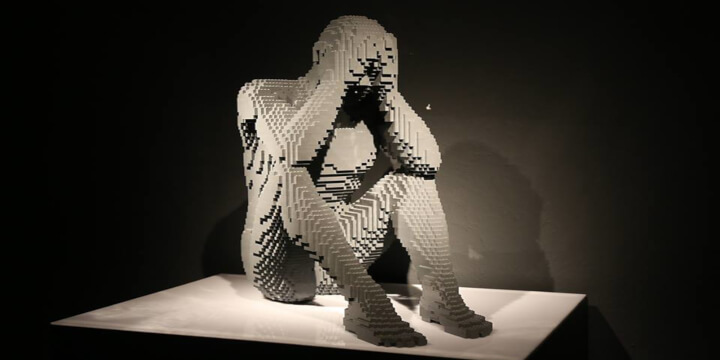 The Art of the Brick Torino Eventi, serate..robe