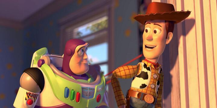 Woody e Buzz di nuovo insieme!