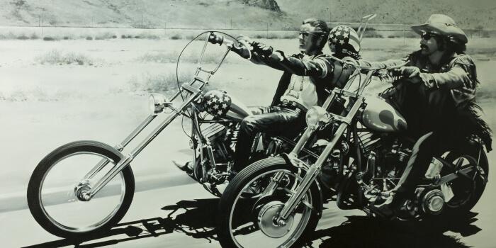 Easy Rider. Il mito della motocicletta come arte Eventi, serate..robe