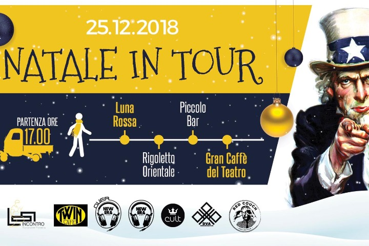 Natale in Tour 2018