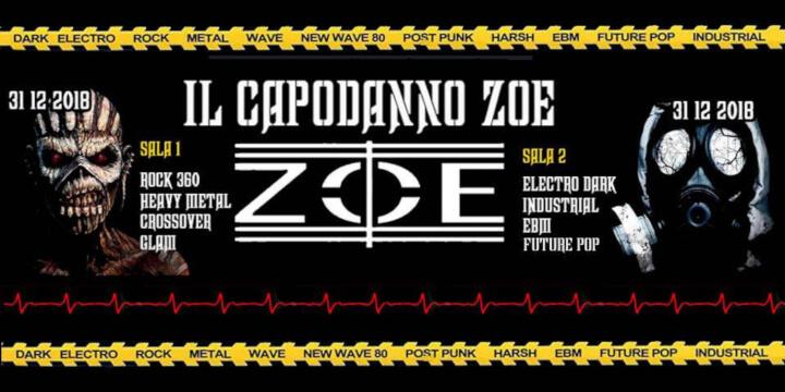 Il Capodanno Zoe Club 2019