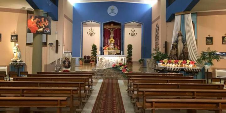 Santuario della Beata Vergine Madre delle Genti