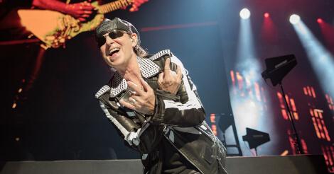 Scorpions live al Lucca Summer Festival 2019