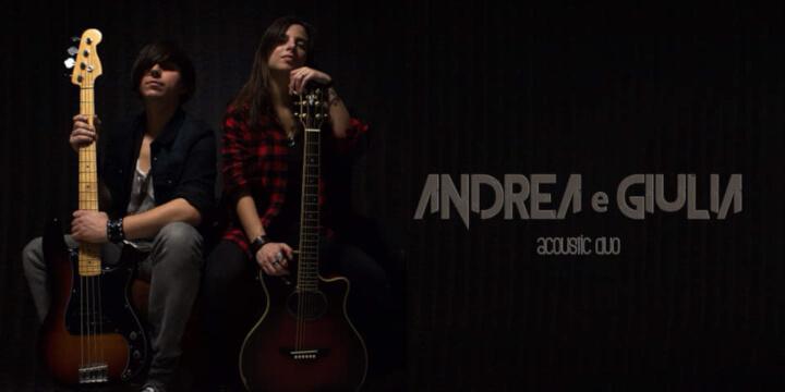 Andrea & Giulia Acoustic Duo