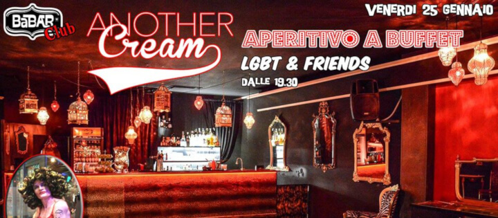 Another Cream - Aperitivo LGBT & Friends
