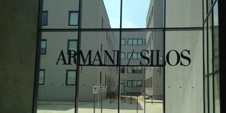 Apertura Gratuita Armani Silos