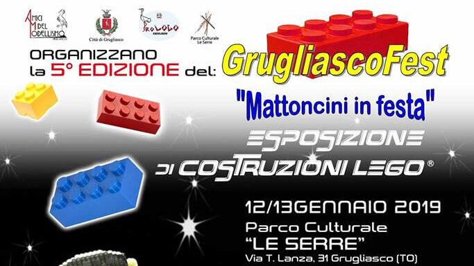 Grugliascofest - Mattoncini in Festa