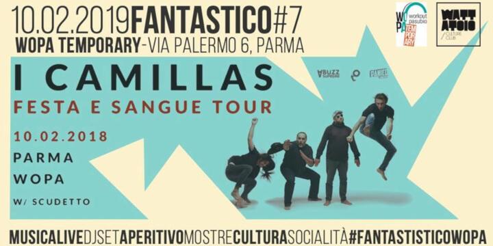 I Camillas + Scudetto