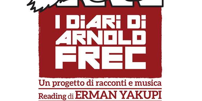 I Diari di Arnold Frec (un progetto di racconti e musica)